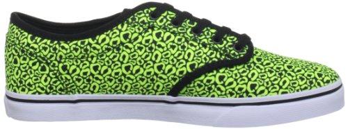 Vans Atwood Low, Damen Skateboardschuhe Gelb (Neon Yellow/Black)