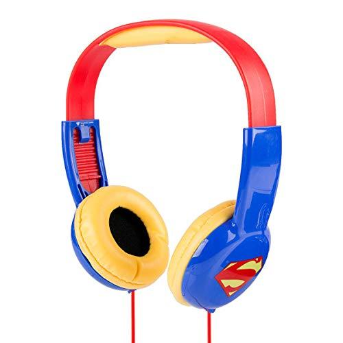 Kid-Safe Superman Casque Audio