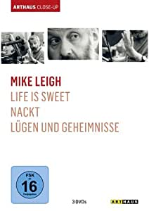 Mike Leigh - Arthaus Close-Up (3 DVDs)