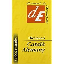 Diccionari català-alemany (Diccionaris Bilingües, Band 44)