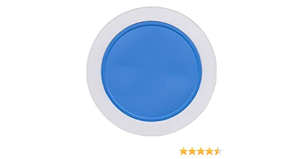 Easy Fit /& Removal Road Tax Disc Holder Light Blue Universal Car Parking Permit Holder