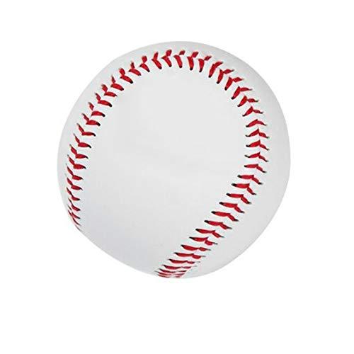 Hermosairis Universal 9# Harte Art Kinder Sport PVC Oberen Gummi Inneren Baseball Balls Training Team Spiel Baseball Bälle