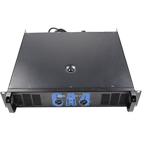 AUDUE professionale 2 canali audio di alimentazione CA serie Stage / KTV Amplificatore CA4 - Amplificatore Di Alimentazione Di Progettazione