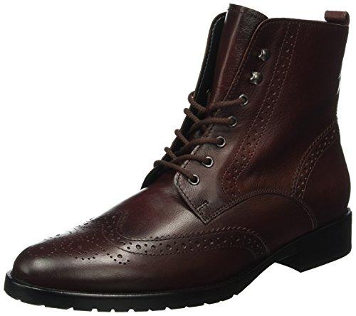 Gabor Shoes Fashion, Stivaletti Donna Rosso (Merlot Effekt)