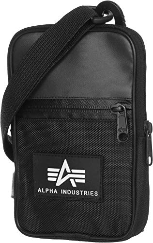 Alpha Industries Rubber Print Utility Tasche