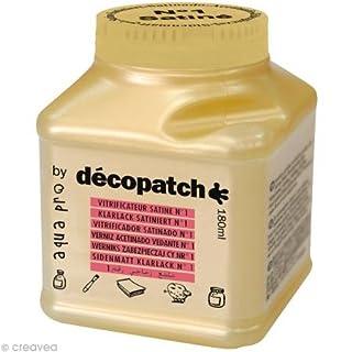 Brause Décopatch - Aquapro-Lack, 180ml [Spielzeug]
