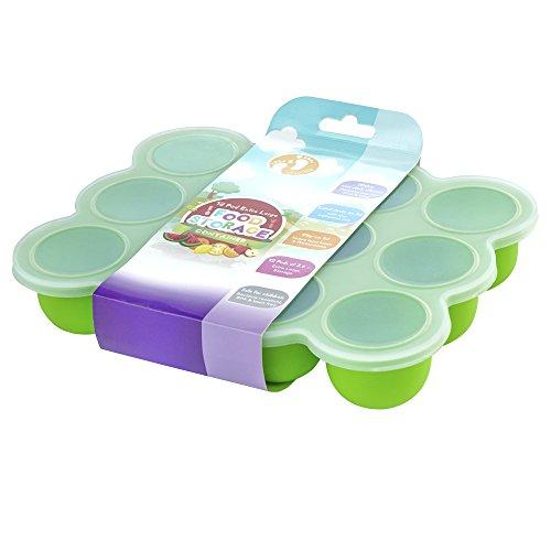 12-Abteile-zur-Aufbewahrung-von-Muttermilch-und-Babybrei-portionierten-Einfrieren-von-Alle-Sorten-Babynahrung-Krutern-Saucen-Eiswrfeln-Gefrierschrank-geeignet-Splmaschinenfest-BPA-FREI-Gefrierbehlter-