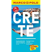 Crete Marco Polo Pocket Travel Guide - with pull out map (Marco Polo Guides) (Marco Polo Pocket Guides)