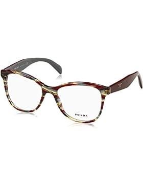 Prada 0PR 12TV, Monturas de Gafas para Mujer
