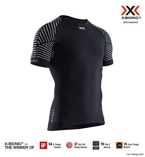 X-Bionic M/C Invent Round Neck Camiseta