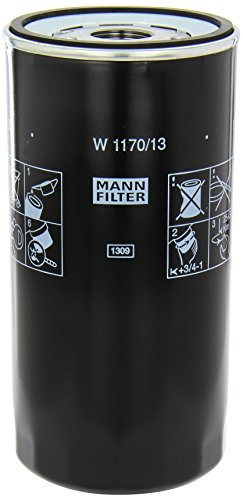 Mann Filter W 1170/13 Oelfilter