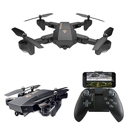Quadcopter Drone ,Honestyi Brand New VISUO XS809HW Wifi FPV 2MP Camera 2.4G Selfie RC Quadcopter Toys