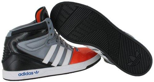 Adidas Court Attitude Kunstleder Turnschuhe Colora/Runwht/Black1
