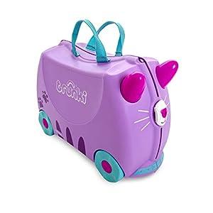 Trunki Trolley Kinderkoffer, Handgepäck für Kinder: Tiere :