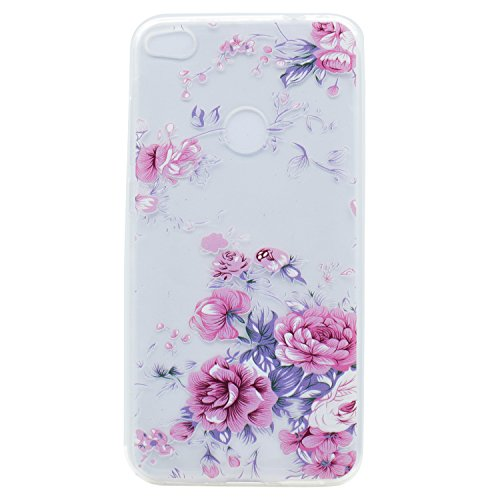 for-huawei-nova-case-cover-ecoway-tpu-clear-soft-silicone-back-dream-rosesilicone-case-protective-co