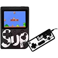 Pikyo MI778 Sup Video Game with Remote Controller 400 Classic & Latest Games   Rechargeable Battery   LCD Screen Connect…