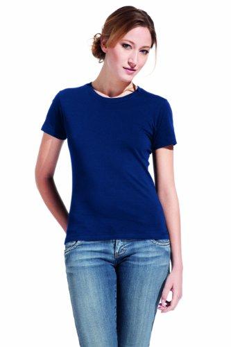Premium T-Shirt Plus Size Damen, XXL, Wilde Limette