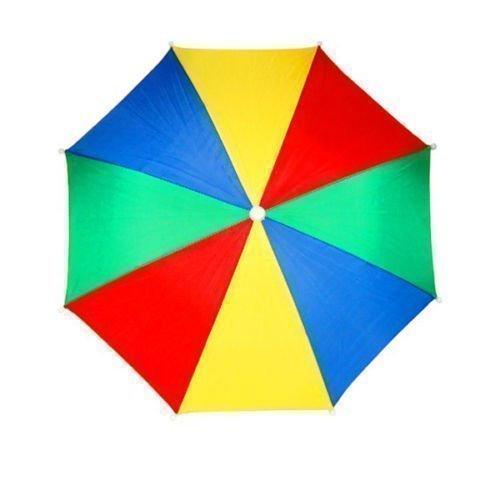 Best Dressed Multi Coloured Umbrella Hat Fancy