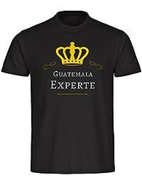 T-Shirt cuello redondo camiseta de manga corta de Guatemala experto Gr, 128 hasta