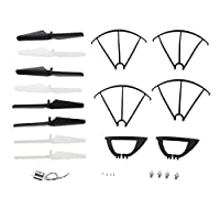 Holy Stone Spare Parts Crash Pack Kit for HS110W HS200 RC Quadcopter from Holy Stone