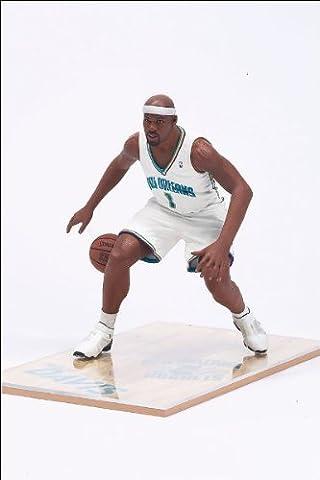McFARLANE NBA SERIES 3 BARON DAVIS NEW ORLEANS HORNETS ACTION