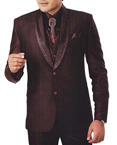 INMONARCH -  Smoking  - Uomo dark-brown