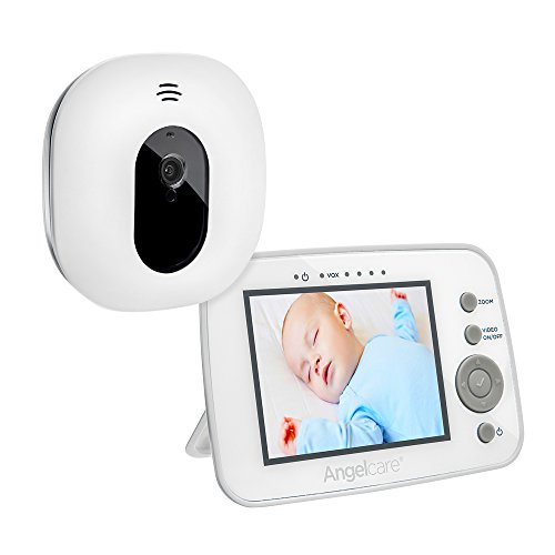 Angelcare AC210 Digital Video and Sound 3.5 inch Screen Baby Monitor Best Price and Cheapest