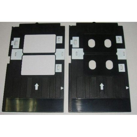 Genuine (SONICO) ID Card Tray for Epson L-800/L-805/L810/R-260/R-280/R290/T-50/T-60/P-50 (Black)