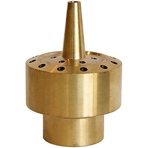 navadeal 3/4DN20Brass Blossom Fontana ugello Spray Sprinkler Testa