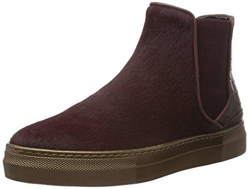 Brax Damen Osaka Chelsea Boots Rot (Vino) IQy6eX