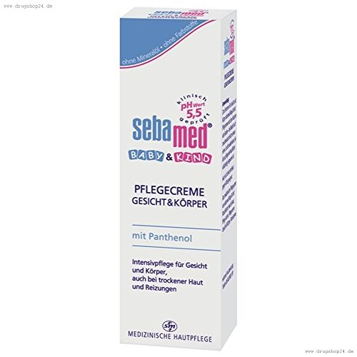 Sebamed Baby & Kind Pflegecreme, 75 ml