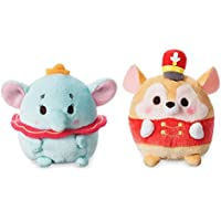 Disney Dumbo y Timoteo Set Mini Peluches Ufufy 6.5cm