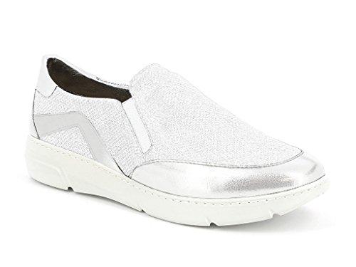 scarpe donna INBLU Art. MW11 - DONNA - SOTTOPIEDE IN VERA PELLE Bianco