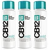 CB12 250ML 3 PACK MILD MINT Safe