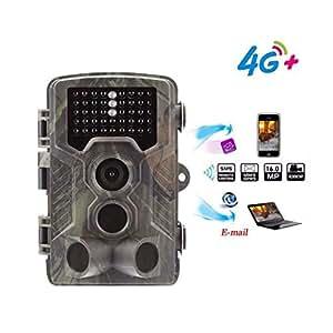 suntek 4g 3g camera de chasse gsm sms 16mp 1080p hunting trail camera avec 42 infrarouges leds. Black Bedroom Furniture Sets. Home Design Ideas