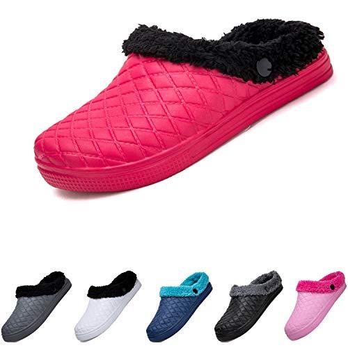 Zapatillas de Invierno Unisexo Zapatillas de casa