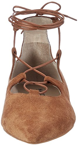 Marc Shoes Pisa, Ballerine Donna Marrone (Braun)