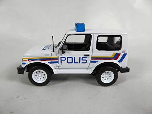 e31adbfdda25 OPO 10 - Suzuki Samurai 1/43 World Police Car Collection - Mala (PM27