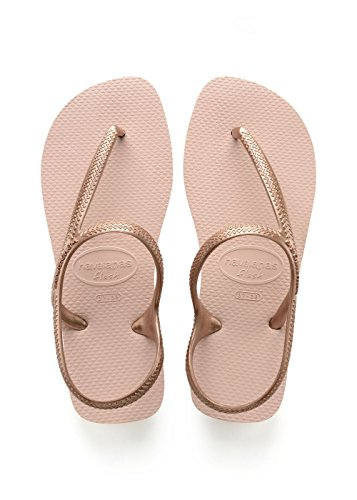 Havaianas Damen Flash Urban Sandalen, Rosa (Ballet Rose), 35/36 EU