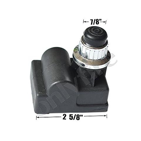 Onlyfire 03350électrique Push Button Brûleur d'allumage pour barbecue de remplacement pour certains modèles de barbecue au gaz par Brinkmann, Char Broil, Nexgrill, Kenmore Sears, Uniflame et bien d'autres,