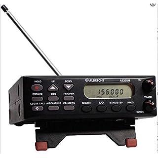 Albrecht AE-355M Mobile/Desktop AM/FM Radio Scanner with