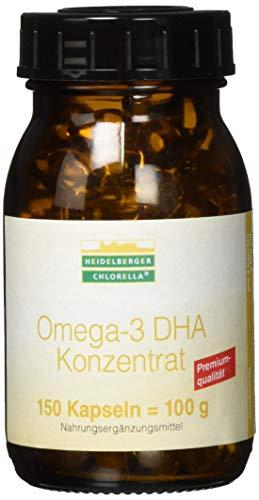 Omega-3 DHA-Konzentrat Kapseln -