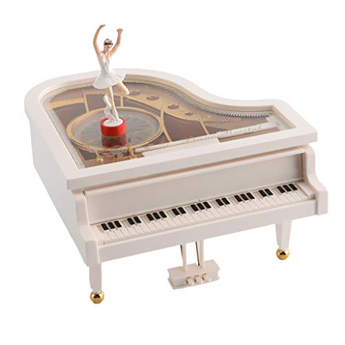 anische Spieluhr Spieldose Musikdose Spieluhren Spieluhr mit Figuren Geschenk ()