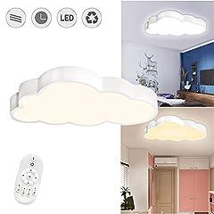 Froadp 48W Wolken LED Ultradünne