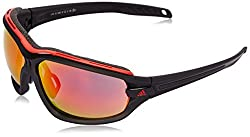 Adidas Adizero Evil Eye Evo Pro S Sunglasses - A194 - Mens Black Matte/Black 67 mm