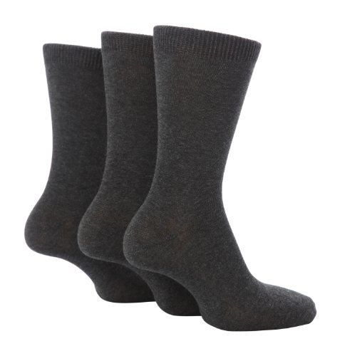 6 Pairs Girls & Boys School Socks, 4 Colours, 3 Sizes