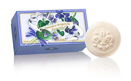Jabón Vegetal de violetas