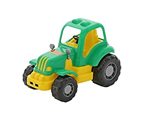 Polesie Polesie44945 Mighty - Peluche de Tractor