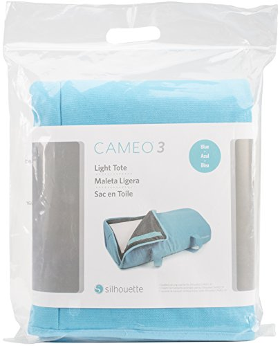 Schwarzkopf Silhouette Cameo 3 Light Tote-Blue