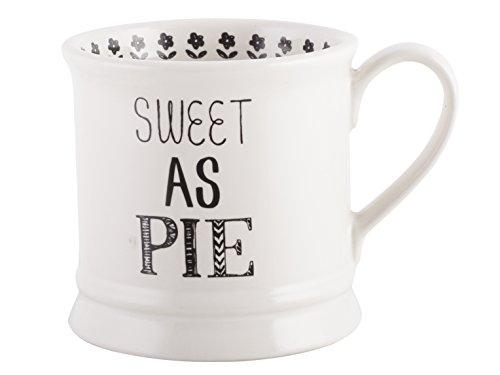 """6470f3c517f Creative Tops Tasse mit Aufschrift """"Eat more cake"""" aus der Kollektion """"Stir  It"""
